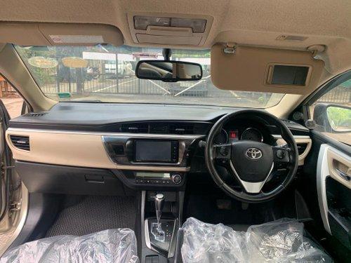 2015 Toyota Corolla Altis 1.8 G AT for sale in New Delhi