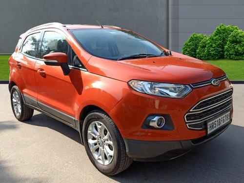 Used 2015 Ford EcoSport TITANIUM 1.5 TI VCT AT in New Delhi