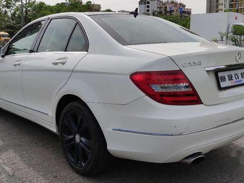 2013 Mercedes Benz C-Class 220 AT for sale in Mumbai