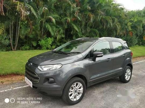 2016 Ford EcoSport AT for sale in Hyderabad