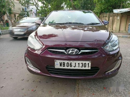 2012 Hyundai Verna 1.6 CRDi SX MT for sale in Kolkata