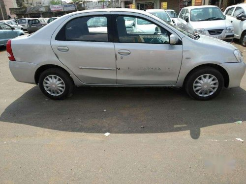 Toyota Etios GD, 2012, Diesel MT for sale in Jaipur