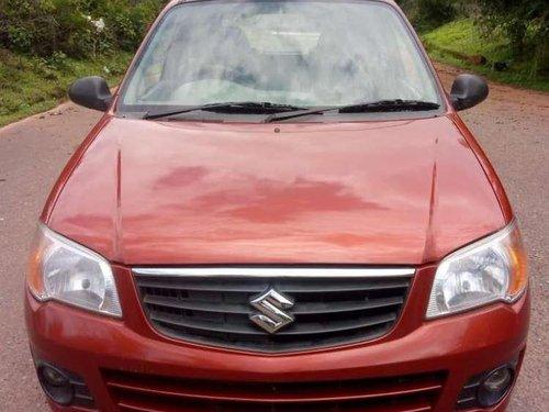 Used 2011 Maruti Suzuki Alto K10 VXI MT for sale in Ponda