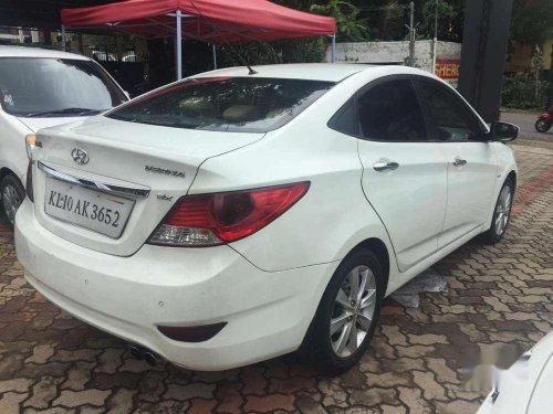 Used 2012 Hyundai Fluidic Verna MT for sale in Kozhikode