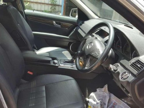 Used 2010 Mercedes Benz C-Class AT for sale in Pune