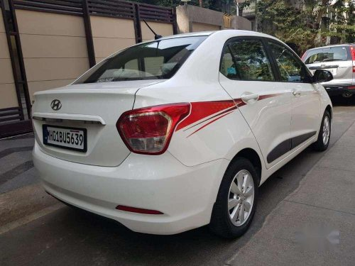 Hyundai Xcent S Automatic 1.2 (O), 2014, Petrol AT in Mumbai-5