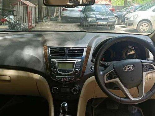 2014 Hyundai Fluidic Verna MT for sale in Nashik