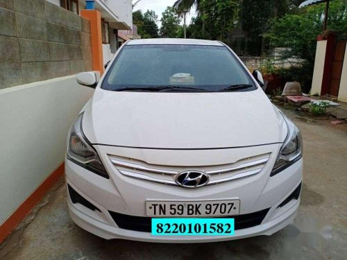 2016 Hyundai Verna 1.4 CRDi GL MT for sale in Tiruchirappalli