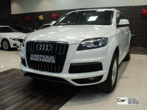Audi Q7 2015 AT for sale in Lucknow-3