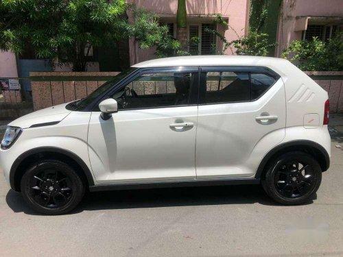 Maruti Suzuki Ignis 1.2 AMT Alpha 2017 AT for sale in Nagar