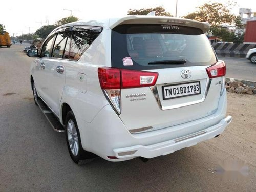 Toyota Innova Crysta 2.5 VX BS IV 2017 MT for sale in Chennai