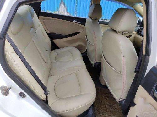 2011 Hyundai Fluidic Verna MT for sale in Mumbai