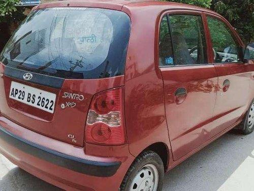 2012 Hyundai Santro Xing GL Plus MT for sale in Hyderabad
