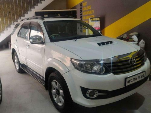 Used Toyota Fortuner 2015 AT for sale in Ludhiana-11