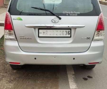 Used 2011 Toyota Innova MT for sale in Hisar