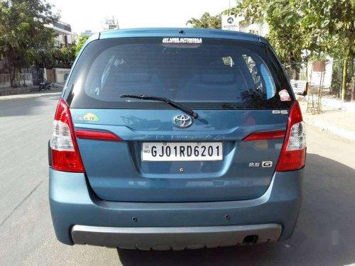 Toyota Innova 2.5 GX 8 STR, 2013, Diesel MT in Ahmedabad
