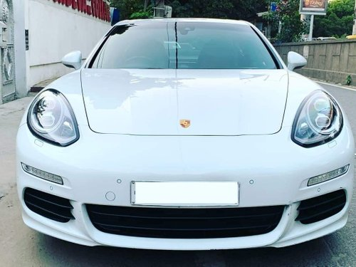 Used Porsche Panamera Turbo 2011
