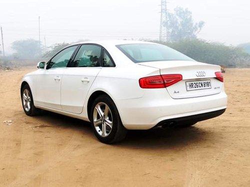 2015 Audi A4 for sale in New Delhi