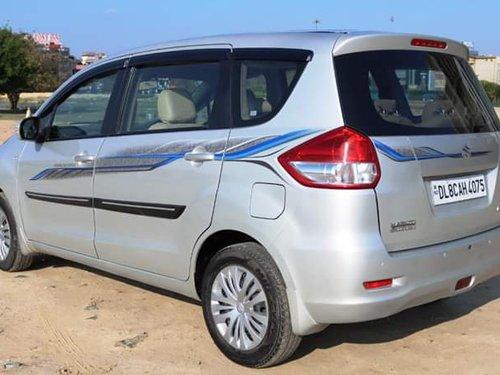 2015 Maruti Suzuki Ertiga for sale in New Delhi