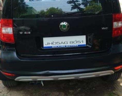 Skoda Yeti Elegance 2.0 TDI CR 4x4, 2011, Diesel MT in Jamshedpur