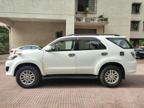 2012 Toyota Fortuner AT for sale in Mumbai