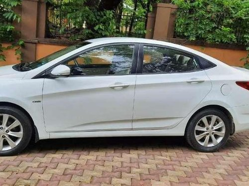 2013 Hyundai Fluidic Verna MT for sale in Goregaon