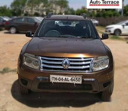 Used 2013 Renault Duster MT for sale in Tiruchirappalli