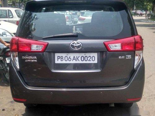 Toyota INNOVA CRYSTA 2.8 GX CRDi Automatic, 2017, Diesel AT in Chandigarh