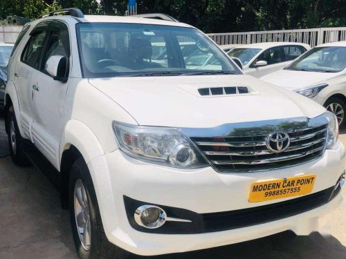 Toyota Fortuner 2.8 4X4 Manual, 2012, Diesel MT in Chandigarh