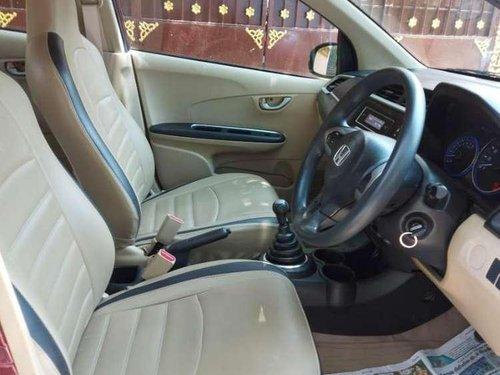 Honda Amaze 1.2 S Plus i-VTEC, 2016, Petrol MT in Pondicherry
