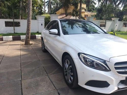 2016 Mercedes Benz C-Class 220 AT for sale in Malappuram