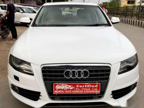 2012 Audi A4 2.0 TDI AT for sale in Kishangarh