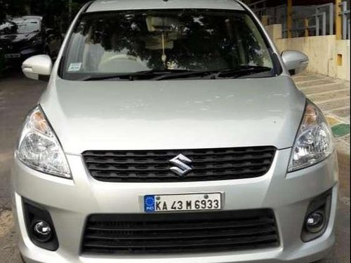Used Maruti Suzuki Ertiga ZDI 2015 MT for sale in Nagar