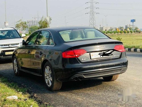 2011 Audi A4 2.0 TDI AT for sale in Chandigarh