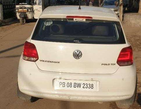 Volkswagen Polo Trendline Diesel, 2011, Diesel MT in Ludhiana