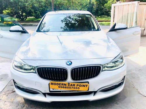 BMW 3 Series GT Luxury Line 2016 AT for sale in Chandigarh