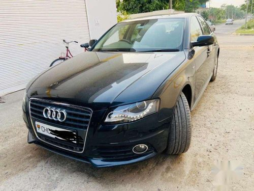 2011 Audi A4 2.0 TDI AT for sale in Chandigarh-4