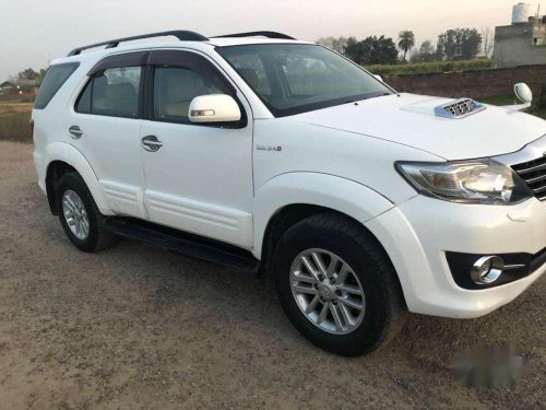 Toyota Fortuner 3.0 4x4 Manual, 2011, Diesel MT for sale in Moga