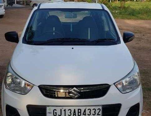 Used Maruti Suzuki Alto K10 VXI 2016 MT for sale in Gandhinagar