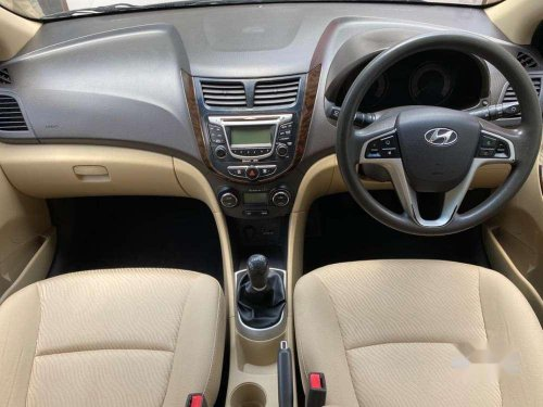 2012 Hyundai Fluidic Verna MT for sale for sale in Pune
