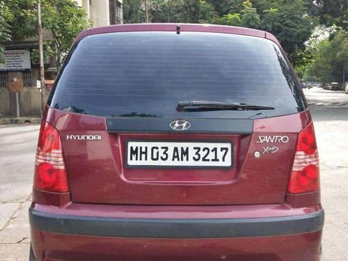 Hyundai Santro Xing XO 2007 MT for sale in Thane