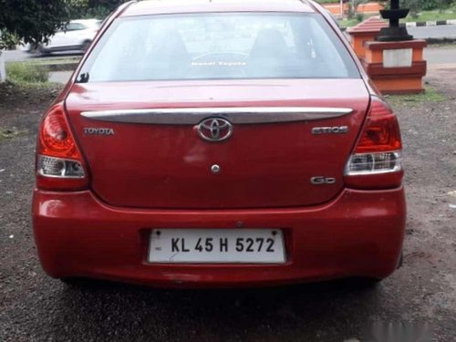 2012 Toyota Etios GD MT for sale in Thrissur