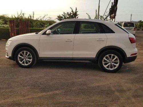 Used 2015 Audi Q3 AT for sale in Jamnagar