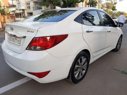 2016 Hyundai Fluidic Verna MT for sale in Ahmedabad
