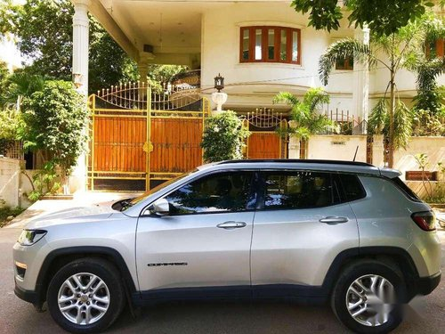 Jeep Compass 2.0 Limited 2017 AT for sale in Chennai