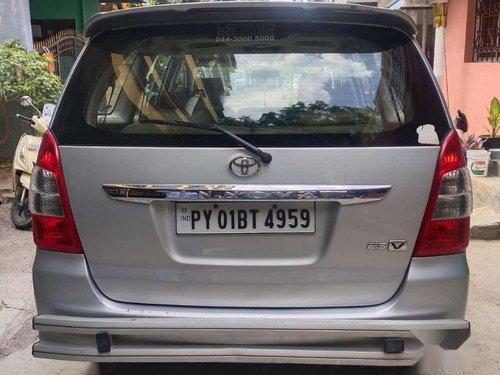 Toyota Innova 2.5 VX BS IV 8 STR, 2012, Diesel MT in Pondicherry