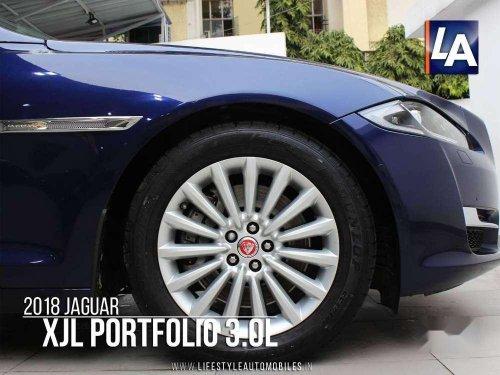 2018 Jaguar XJ AT for sale in Kolkata