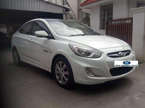 Used 2013 Hyundai Fluidic Verna MT for sale in Tiruppur