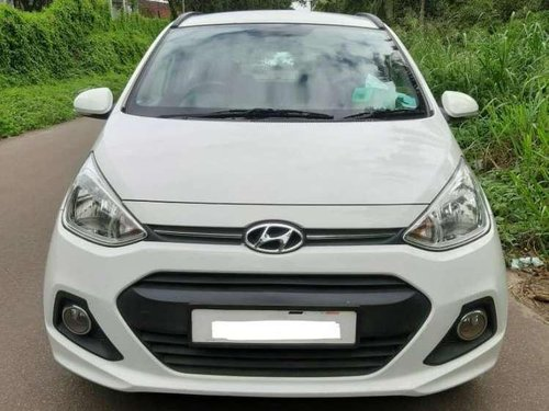 Used 2016 Hyundai Grand i10  Sportz MT for sale in Kozhikode