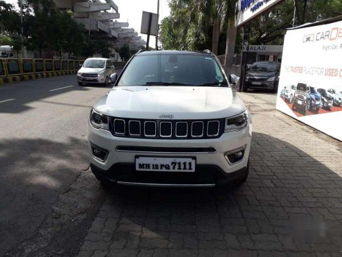 2017 Jeep Compass 1.4 Limited Option AT for sale in Pune
